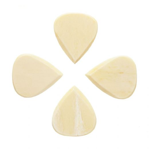 Jazz Tones Buffalo Bone 4 Guitar Picks